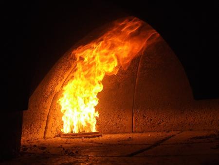 Bruciatori a pellet forni pizzeria for Bruciatore a pellet per forno